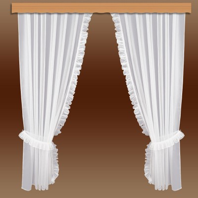Seitenschalgarnitur Salome Set 4-teilig ohne Fenster