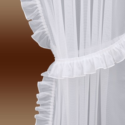 Seitenschalgarnitur Salome Set 4-teilig Detail Raffhalter