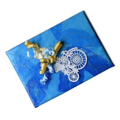 Blumenmobile 1 Stück  Glücksanhänger am Geschenk