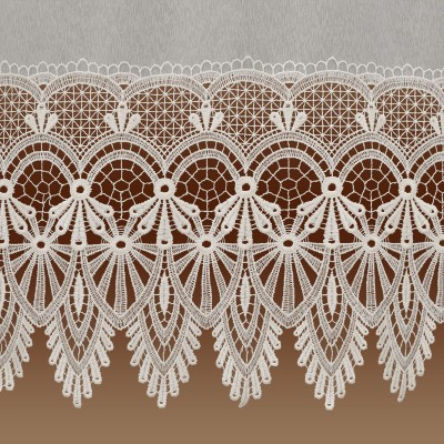 Sockelgardine Vera Detail