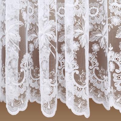 Florentiner Tüllstickerei Store Theresia Detail Faltenwurf