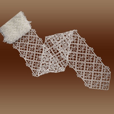 Spitzenband Sissi 18 cm breit Meterware