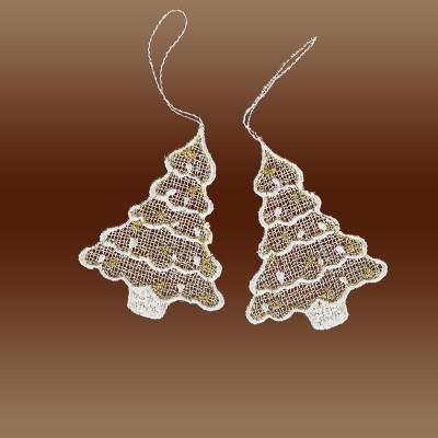 2 Stück Baumbehang Minis Tannenbaum