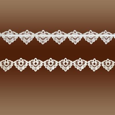 Feenhaus spitzenkante emma 8 cm traditionelle plauener for Weihnachts scheibengardinen