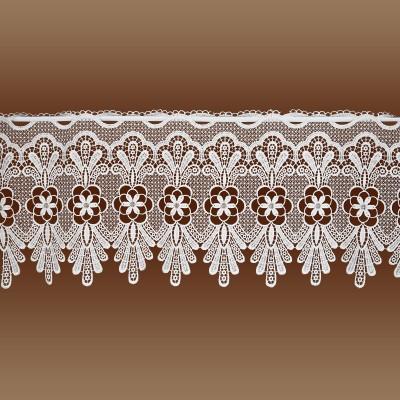 spitzengardine felicia traditionelle plauener spitze mit. Black Bedroom Furniture Sets. Home Design Ideas