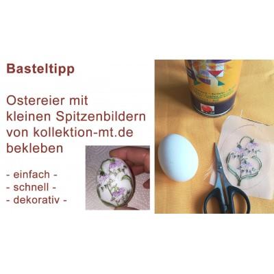 Basteltipp Ostereier